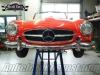 Mercedes Benz Restaurierung 190SL