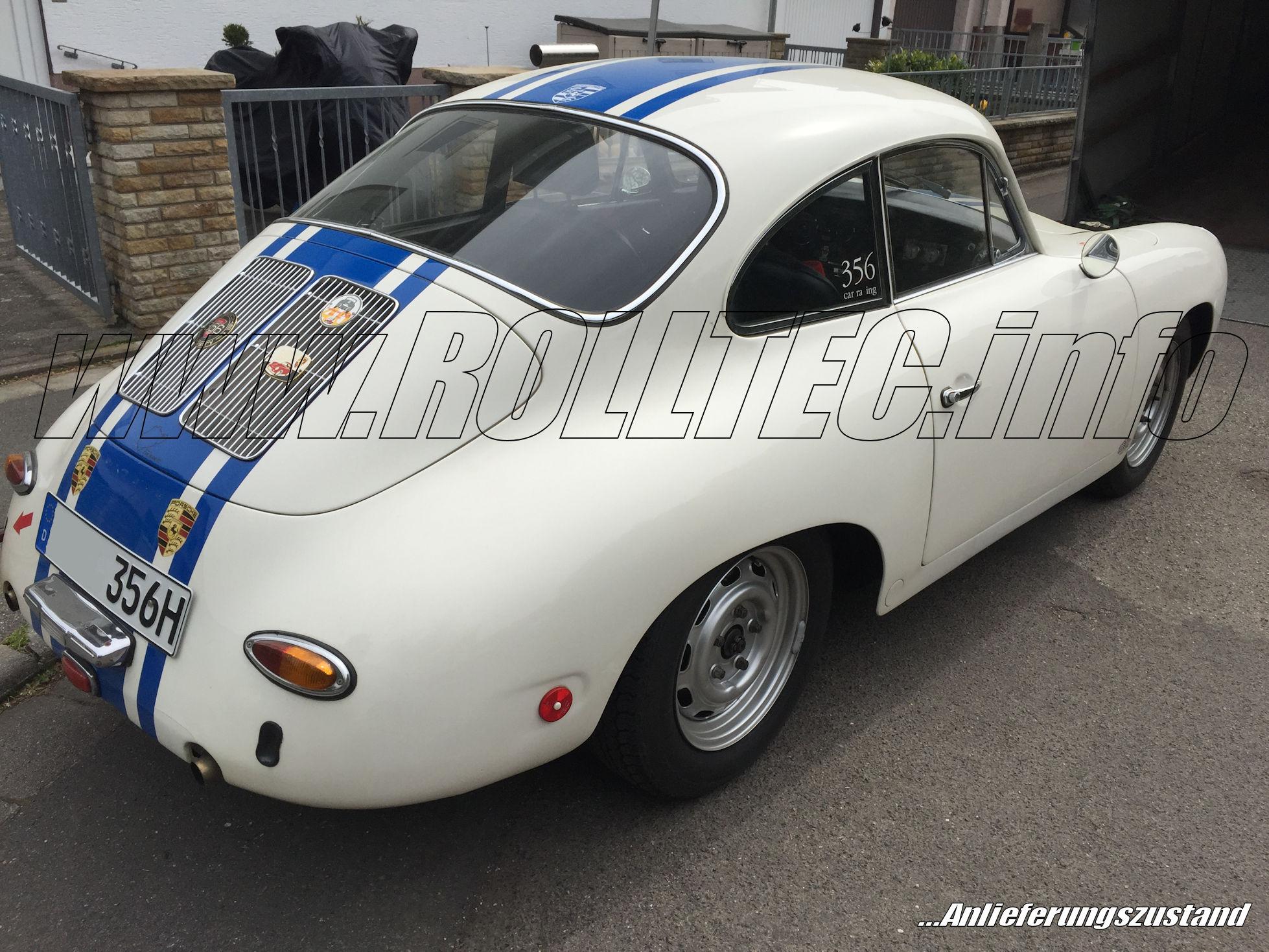 Porsche 356 Restauration 02