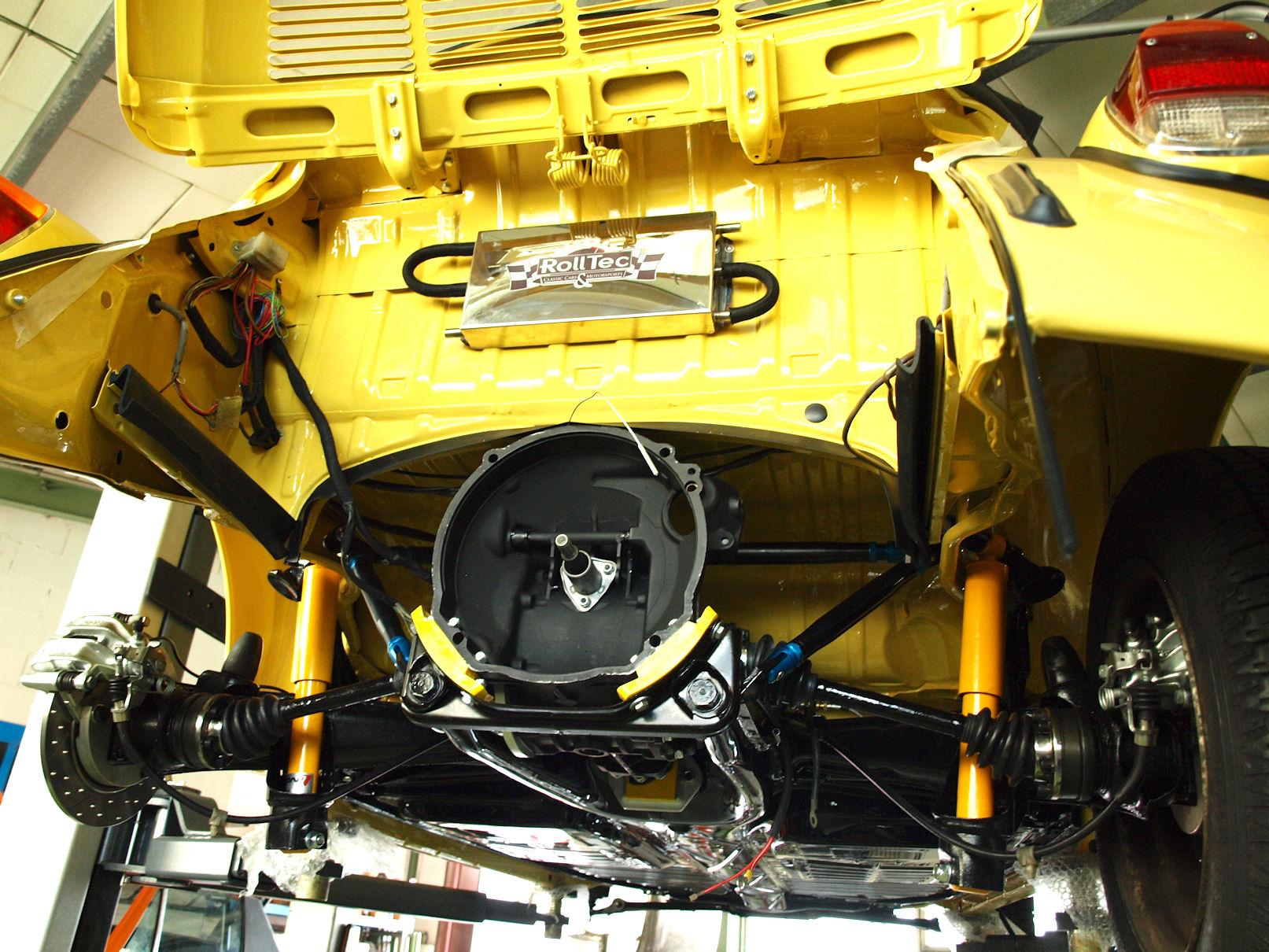 vw k fer cabrio 1302 rolltec classic cars motorsport. Black Bedroom Furniture Sets. Home Design Ideas