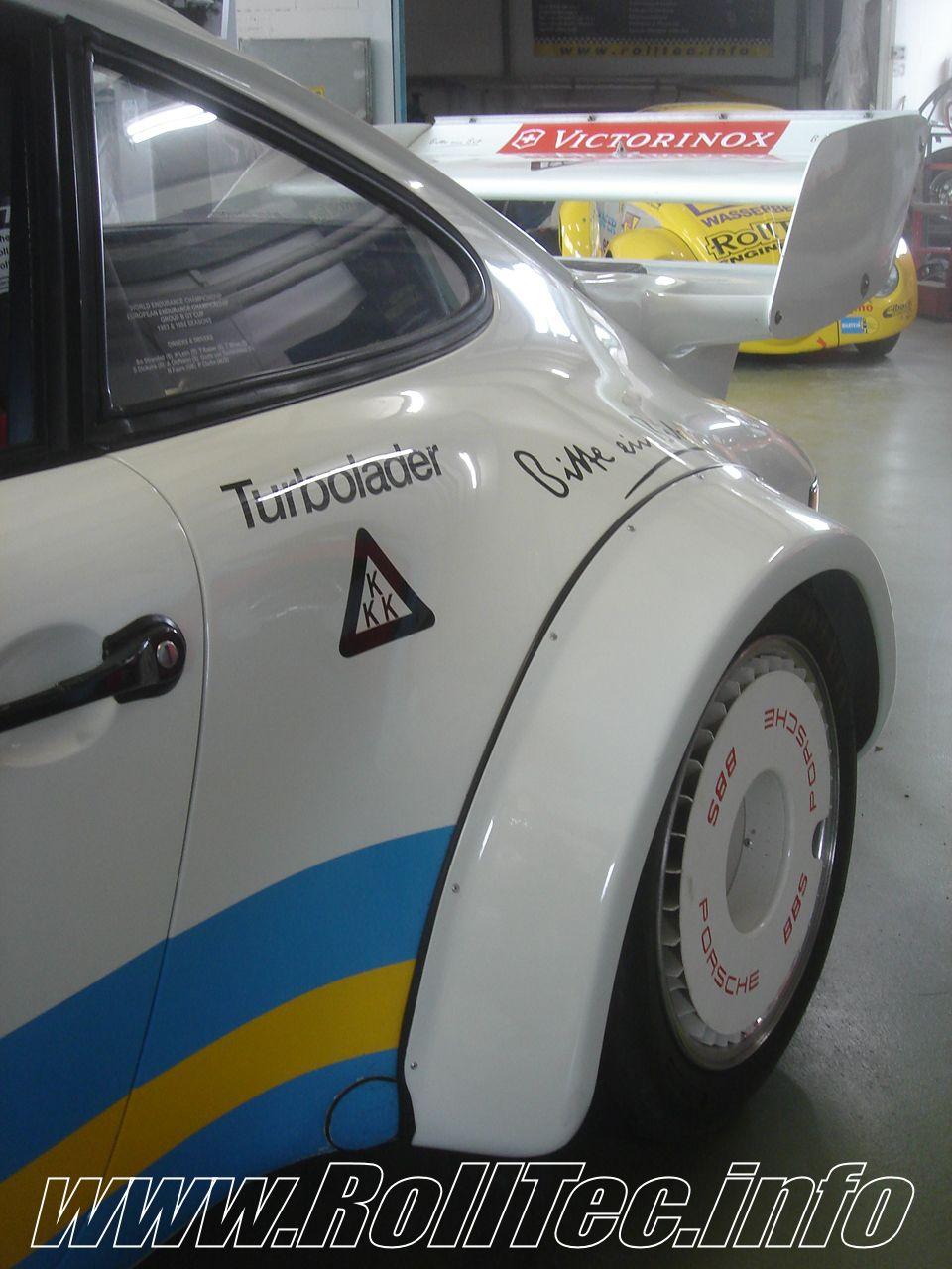 Porsche 911 934 935