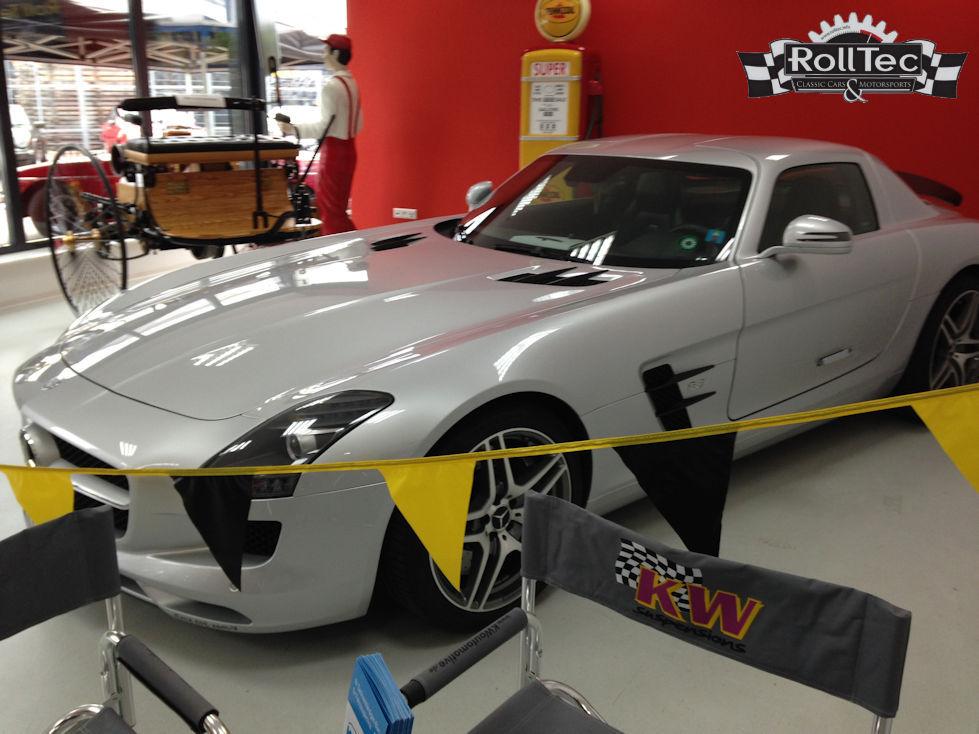 Rsr sportwagen garage rolltec classic cars motorsport for Garage mercedes paris 12